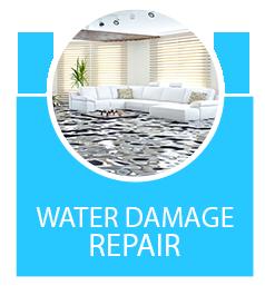 water damage repair charlotte nc
